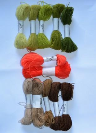 Colour scheme..