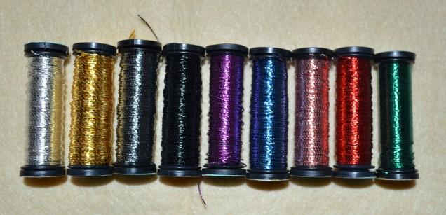 Kreinik metal threads