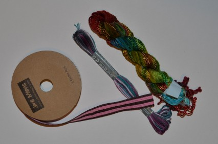 A selection of threads..